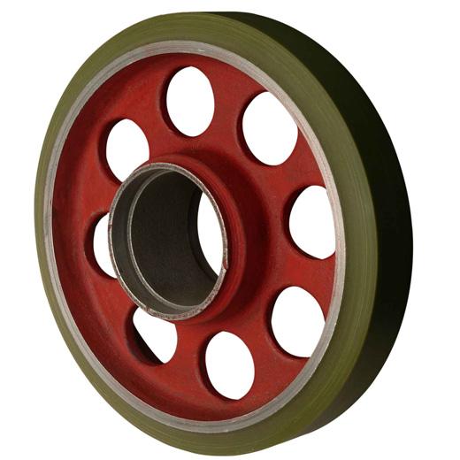 Polyurethan wheel