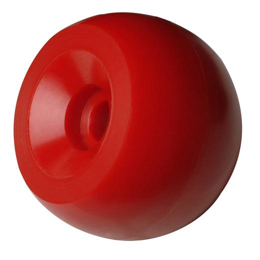 Polyurethane ball