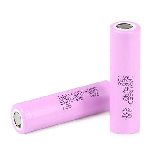 Samsung 30q 18650 3000mAh Battery