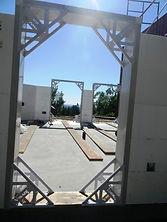 Nice View from ICF doors.JPG