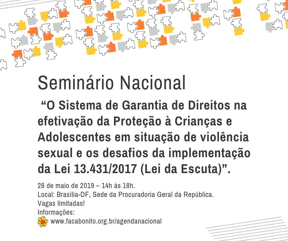 ec33fa065 '18 DE MAIO' MARCA MOBILIZAÇÃO DE ENFRENTAMENTO A VIOLÊNCIA SEXUAL CONTRA  CRIANÇAS E ADOLESCENTES