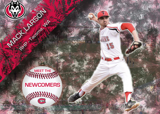 """SCSU """"Meet the Newcomers"""" Mack Larson"""