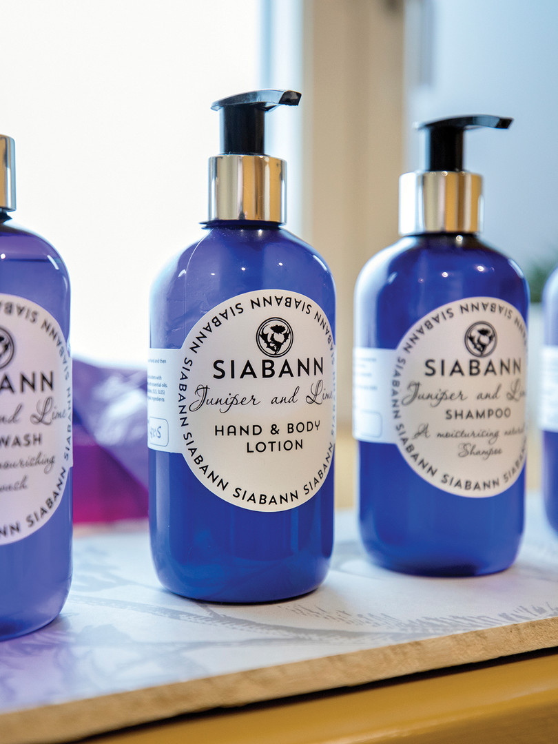 Siabann products for all!