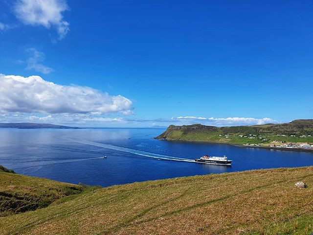 Walk to Uig