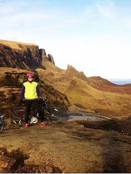 The Quiraing nearby