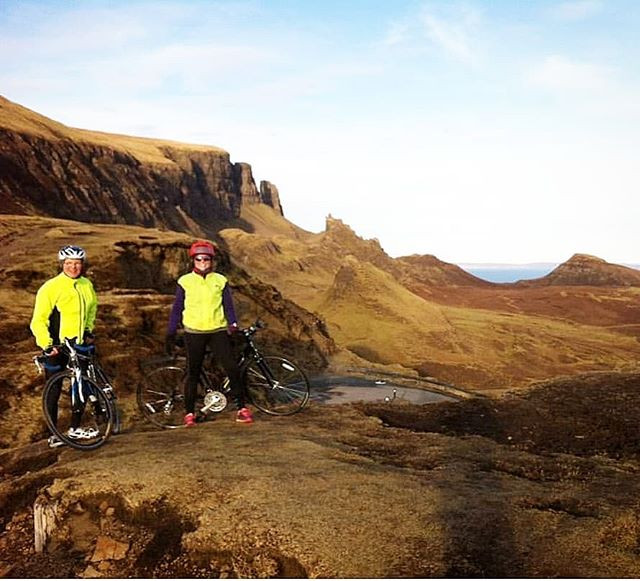 The Quiraing nearby.