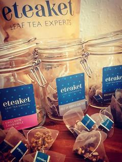 Luxury Scottish Tea!