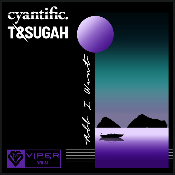 Cyantific x T & Sugah - All I Want / T & Sugah EXCLUSIVE UNITED STATE OF DNB MIX/ VIPER RECO