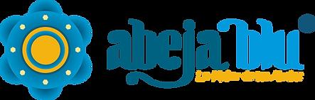Abeja Blu Logo H Colores.png