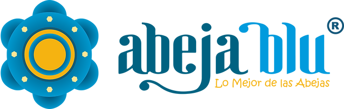 Abeja Blu Logo H Colores.png