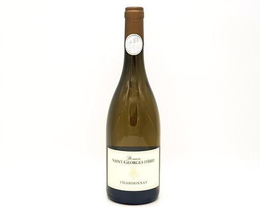Saint George d'bry Chardonnay IGP Cote de Thongue  Languedoc Frankrijk