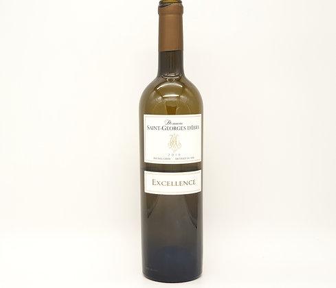 StGeorge d'Ibry Excellence,sauv.blanc/viognier/muscat/chardonnay Cote de Thongue