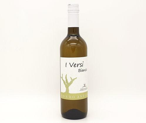 Frisse witte wijn van Grillo en Grecanico uit Sicilië IGT Italie
