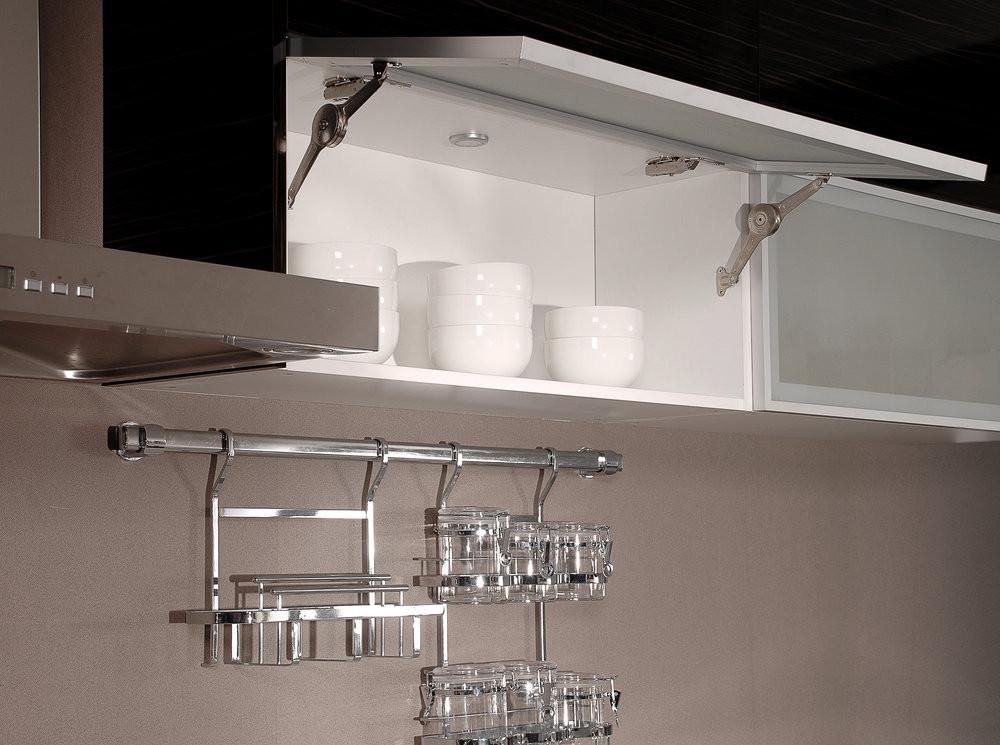 Glossy White - Wall Lift Cabinet