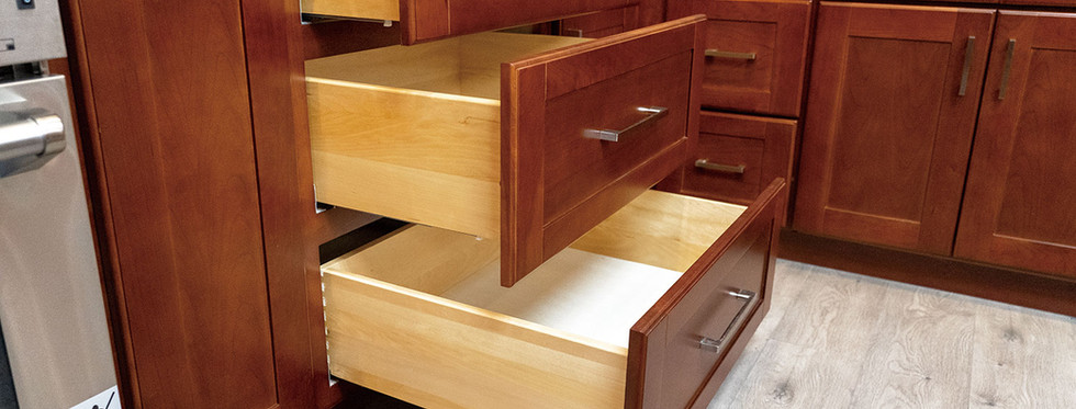 Cinnamore - Base Cabinet