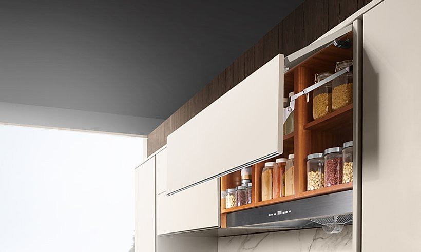 C3 - Wall Lify Cabinet