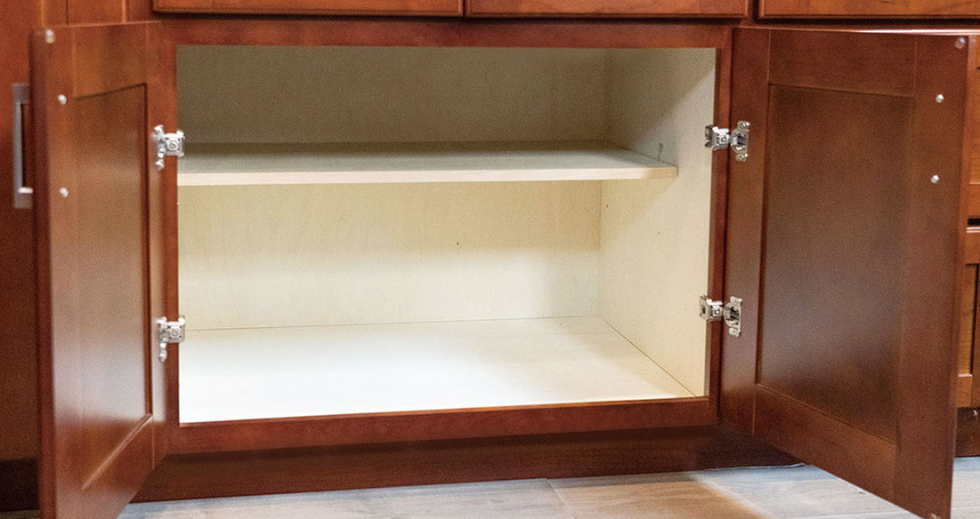Cinnamon - Base Cabinet