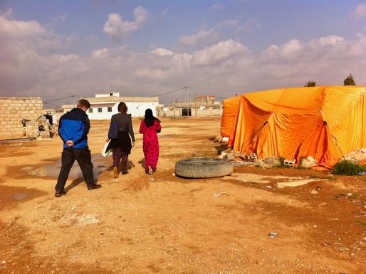 Refugee Assistance in Jordan: Making and Innovating
