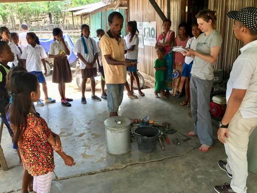 Field Ready in Timor-Leste for the Australian Humanitarian Partnership