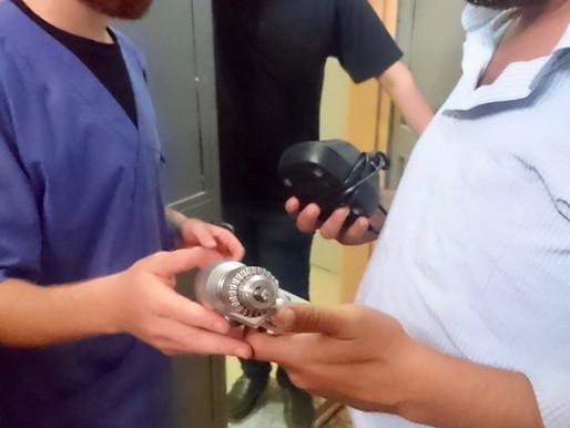 Medical Repairs in Syria