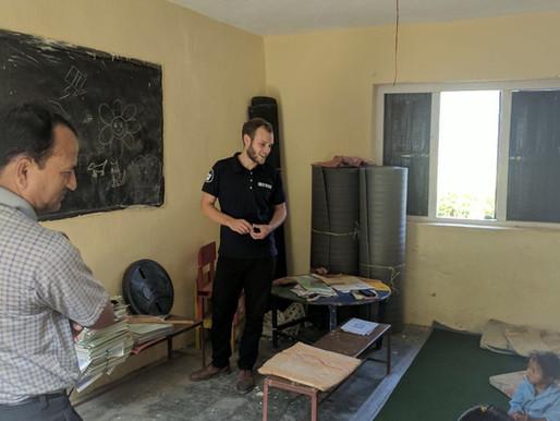 Innovative School Insulation Project in Nepal