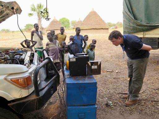 Deployment in South Sudan