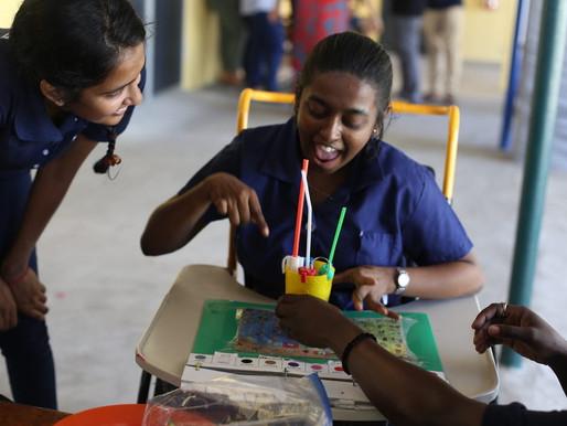 Frank Hilton Special School in Fiji