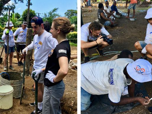Field Ready in Fiji for the Australian Humanitarian Partnership