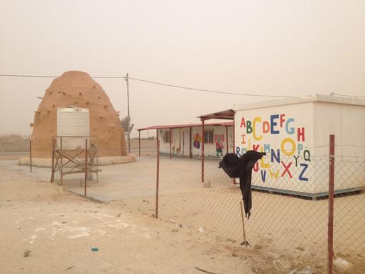 Zaatari Village Site Visit