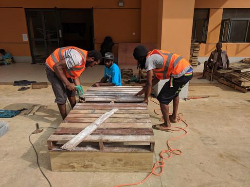Responding to Volcano Ambae in Vanuatu