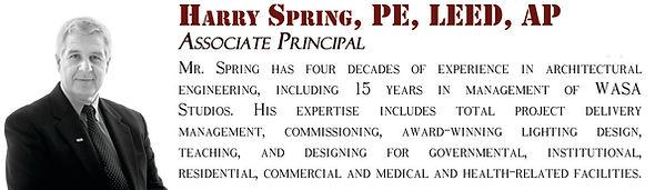 Harry Spring