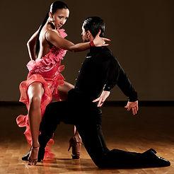 Danse passionné