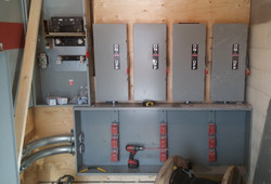 800Amp Single-Phase Service