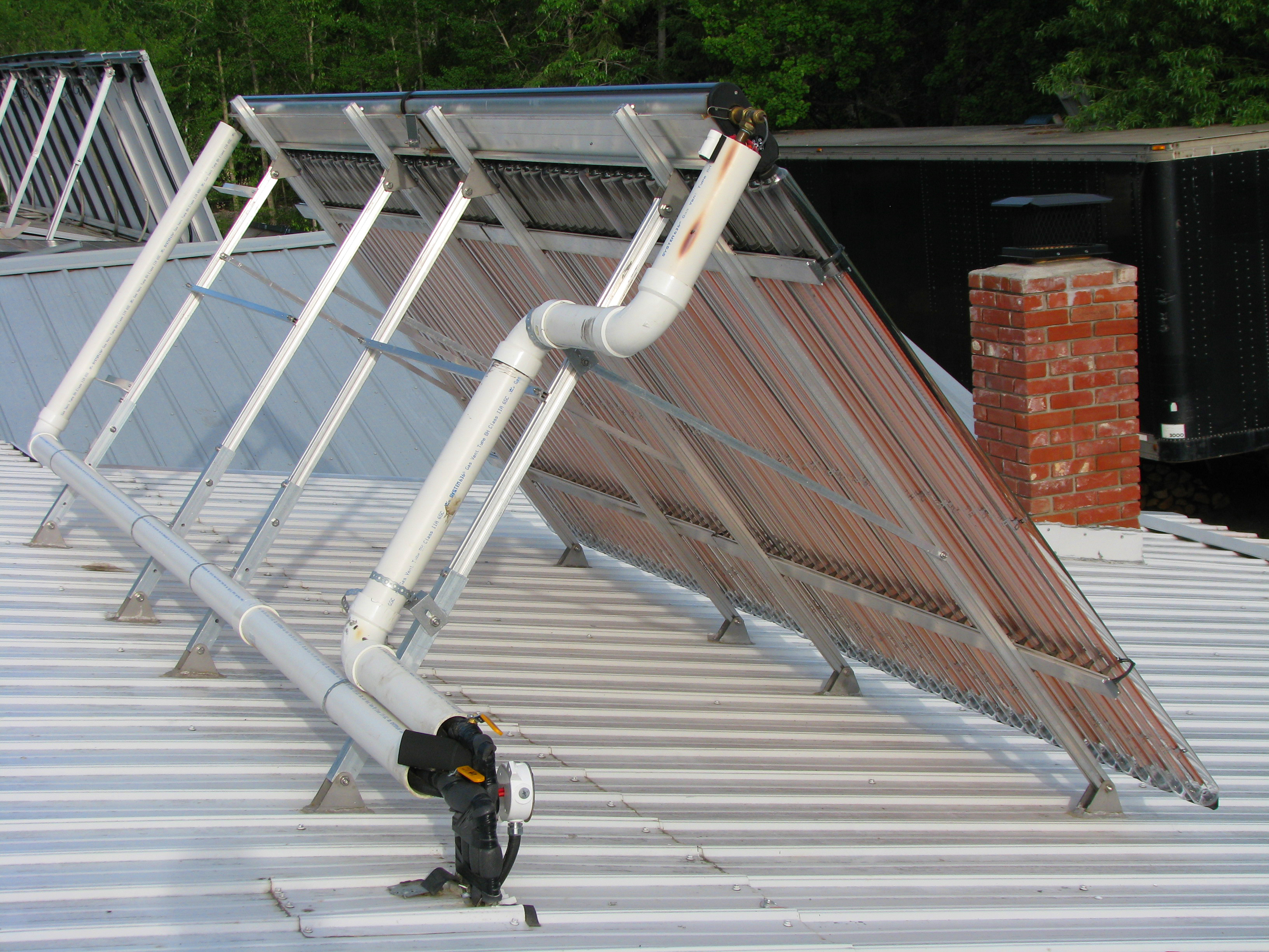 Solar Thermal Hot Water System