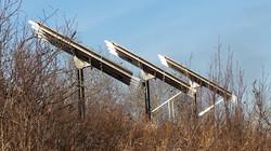 Solar Panels in Progress