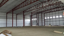 Electrical for farm quonset