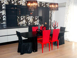 Dining Room   Kitchen Room