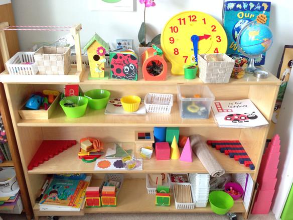 Our Daily Montessori Preschool Schedule