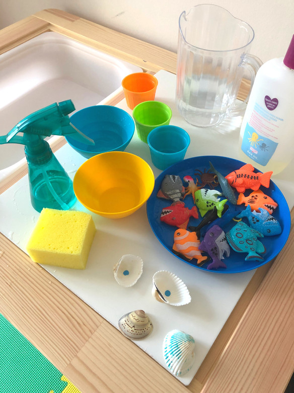 Beach Theme Activities for Kids