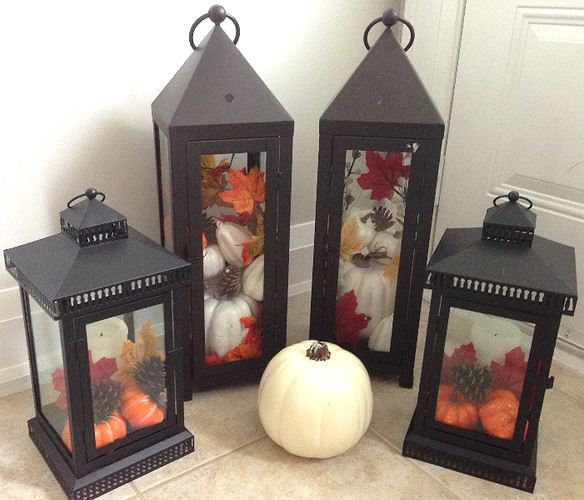 Our Favourite Simple & Savvy DIY Fall Décor