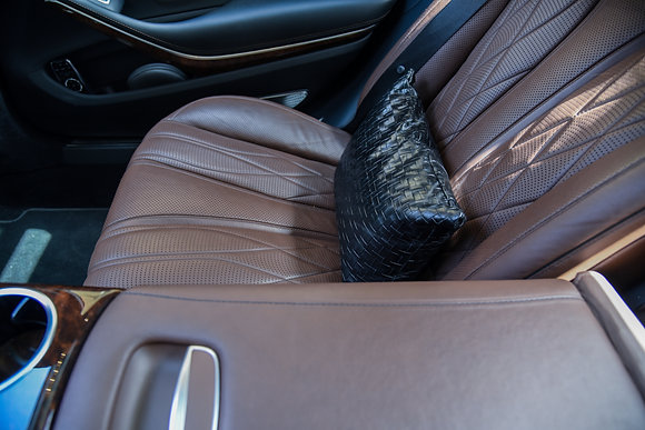 Car Organizer Leather