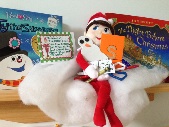 Elf on the Shelf Ideas: Favourites from our Home Daycare