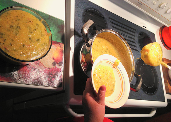 Family Traditions: Portuguese Cornmeal Recipe