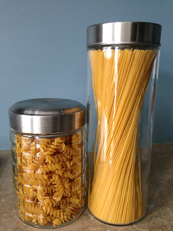 A quick time and space saving tips for Pasta dishes!