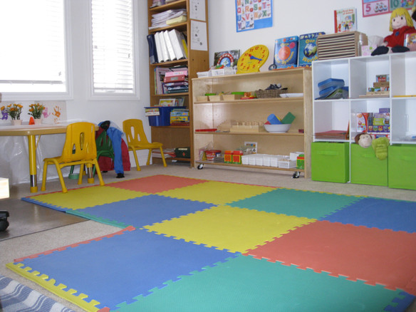 How to incorporate an educational childcare setting into your home