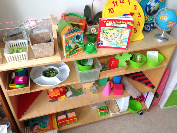 Bringing the Classroom into the Home: How I started my Home Daycare