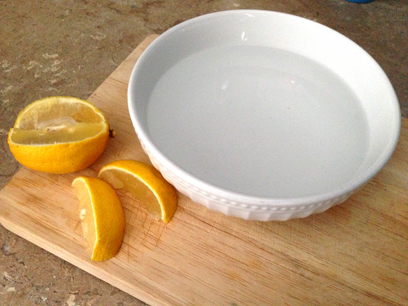 The Best Natural Microwave Oven Cleaner