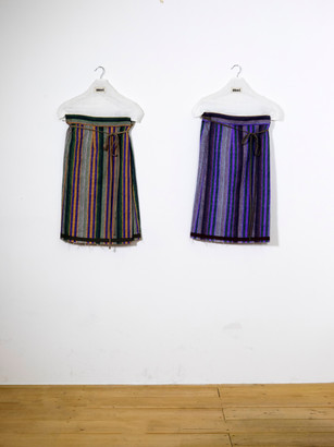 PIGA WRAP SKIRT
