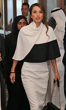 Best Queen Rania looks