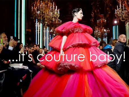trending now: it's couture & it's for everyone الهوت كوتور للجميع